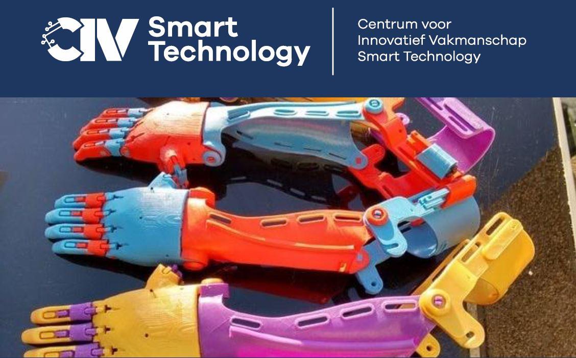 SAVE THE DATE - Jaarconferentie CIV-Smart Technology