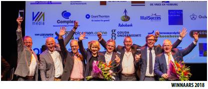 Ondernemersprijs Midden-Holland 2019