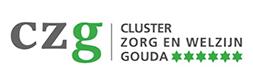 Logo CZG - Cluster Zorg en Welzijn Gouda