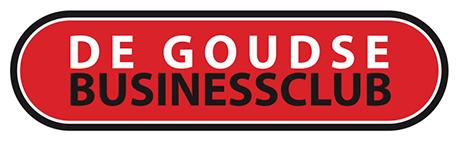 Logo van de Goudse Businessclub