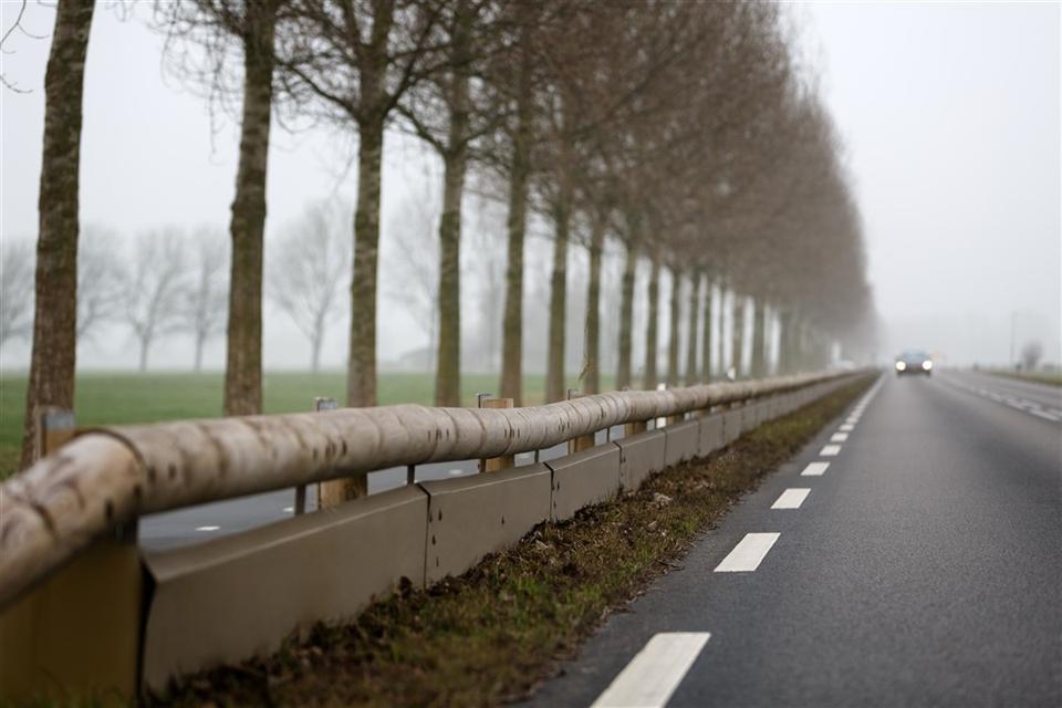 Verkeersveiligheid op 5 N-wegen in Zuid-Holland versneld aangepakt