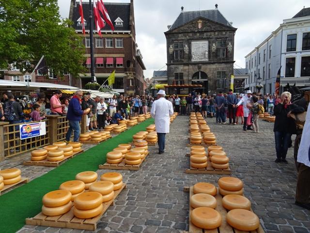 Enorme toename aantal toeristen naar Nederland