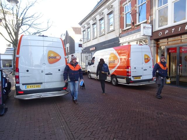 Rapport: Logistieke sector moet meer doen aan slim vervoer in steden