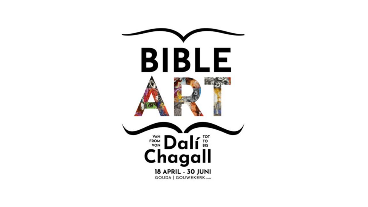 Bible Art-expositie met Dalí en Chagall in de Gouwekerk