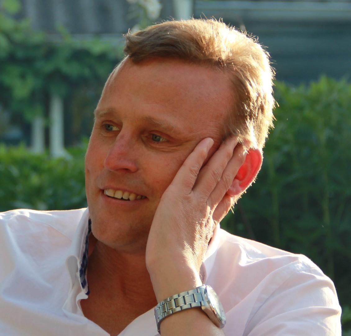 Jan Willem van der Wolf programma manager Economische Agenda