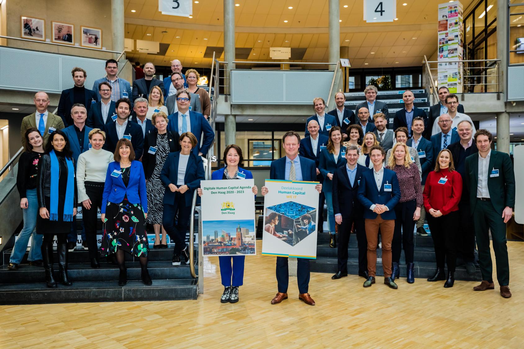 Zuid-Hollandse samenwerking voor opleiden 3.000 extra IT'ers