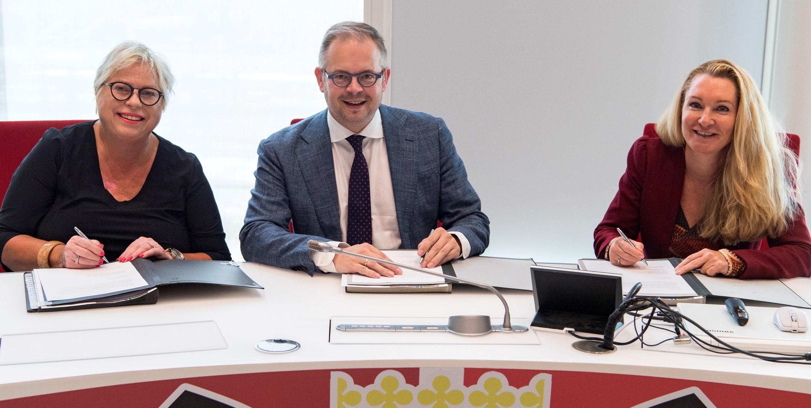 Regio ondertekent actieplan Perspectief op Werk